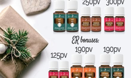 Young Living December Promo